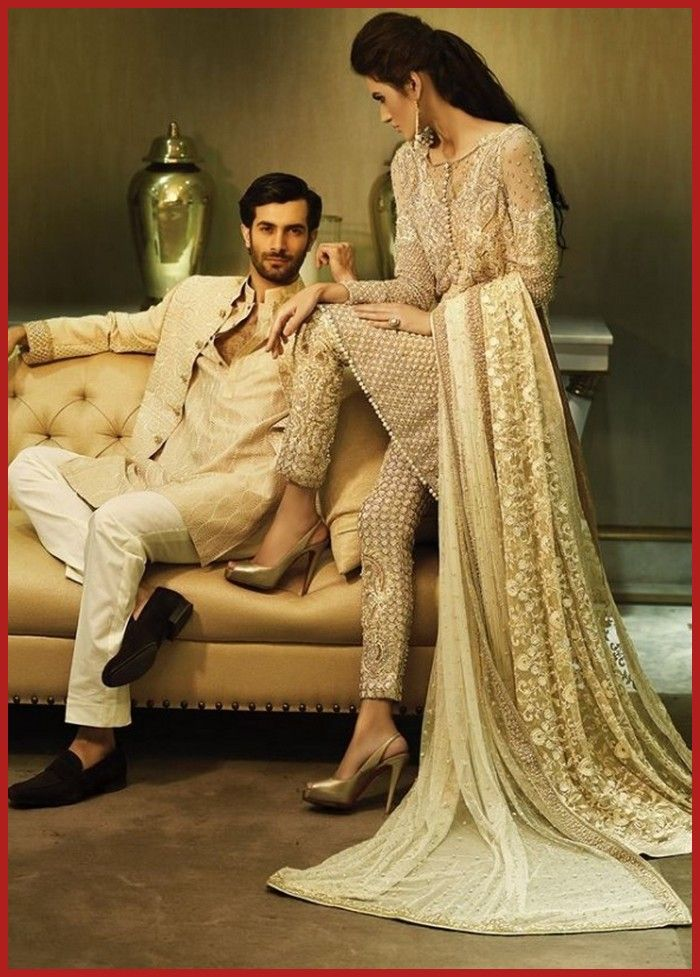 Latest Fancy Pakistani Bridal Sharara Designs #BridalSharara #ShararaDesigns #FashionDresses