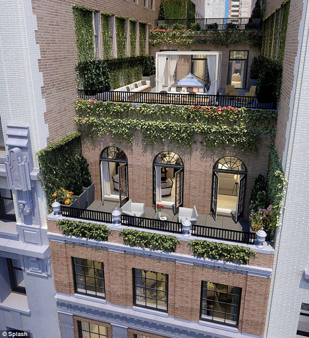 $10 million 4 bedroom apartment on Madison Square Park bought by CHELSEA CLINTON & MARC MEZVINSKY Her parents are Bill Clinton and Hillary Clinton