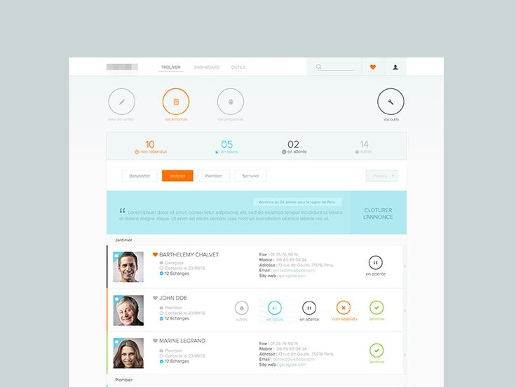 Dashboard Project