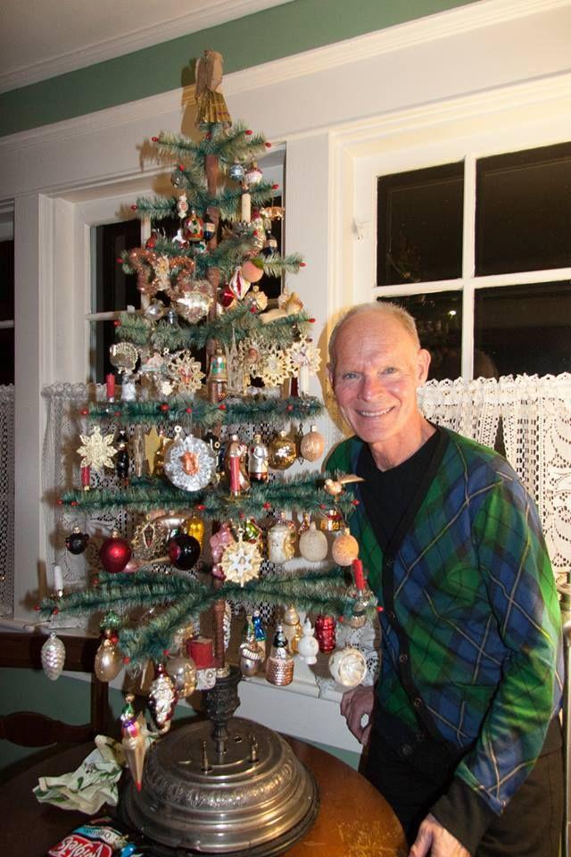 Christmas Tree Revolving Stand