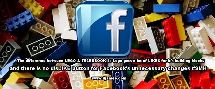 Facebook Thinks It Is LEGO: Time To #LETITGO? | Super Niches Info