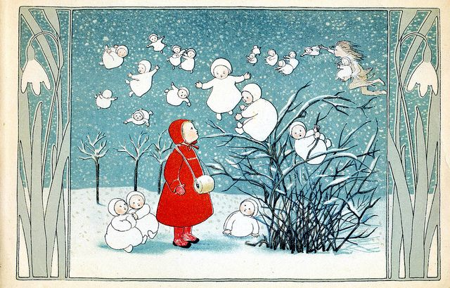 The Story of the Snow Children. My daughter loves this book!