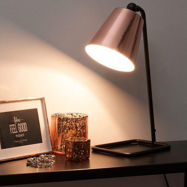 Les 25 meilleures id es de la cat gorie maison du monde for Lampe de bureau maison du monde