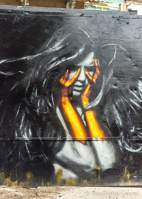 Snik in London, UK