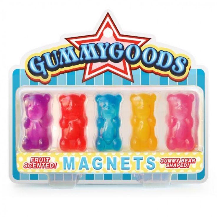 Gummy beer magneten