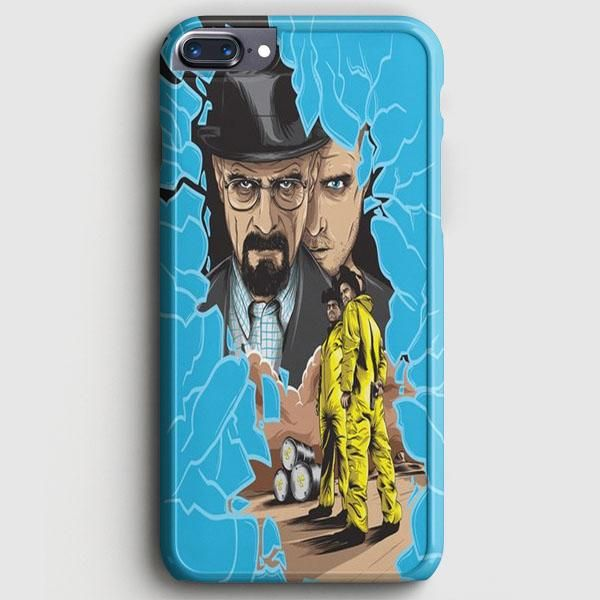 Breaking Bad Quote Collage iPhone 7 Plus Case