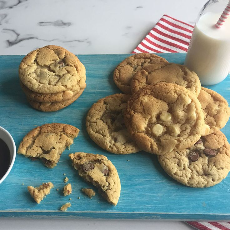 This copycat recipe is for the famous Millie's Cookies. This is the ultimate in cookie recipes