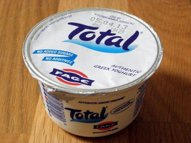 Les vrais yaourts 100% grecs