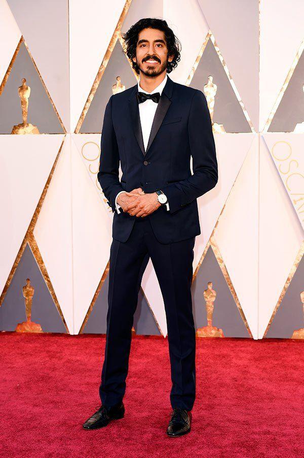 Natter with Sawyer -Oscars 2016 Best Dressed Dev Patel