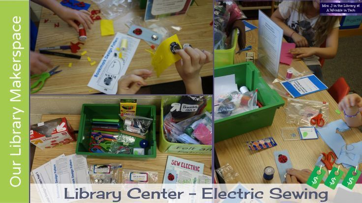 1128 Best Library MakerSpaces Images On Pinterest