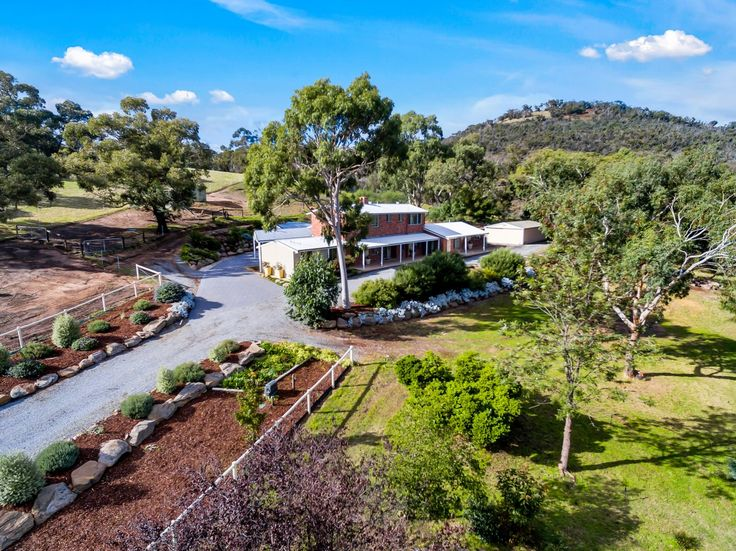 Escape to the Country - Private 9.67 hectares.  #SouthAustralia #LowerHermitage #ForSale #HorseProperty #RealEstate