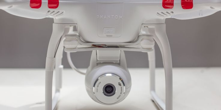Enter to win a DJI Phantom 2 Vision drone!