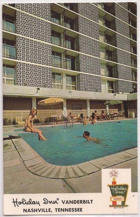 17 Best Images About Classic Holiday Inn Great Signs On Pinterest St Louis Phuket And Illinois