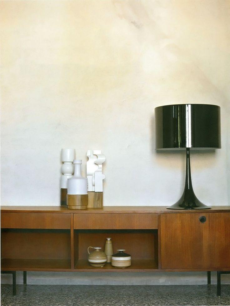 Aparador Em Sala De Estar ~ +1000 ideias sobre Aparador Preto no Pinterest Espelho