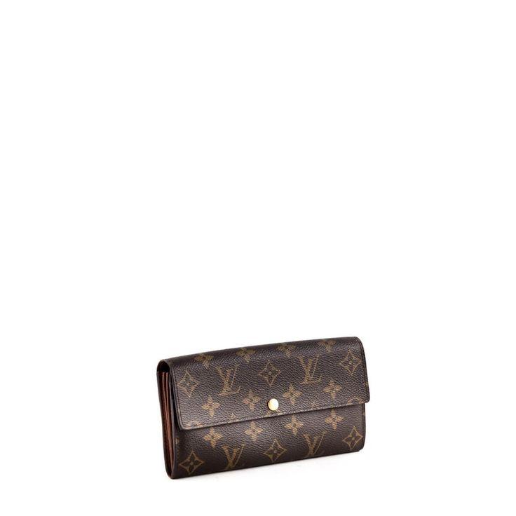 Louis Vuitton Monogram Sarah Wallet - $550 CAD