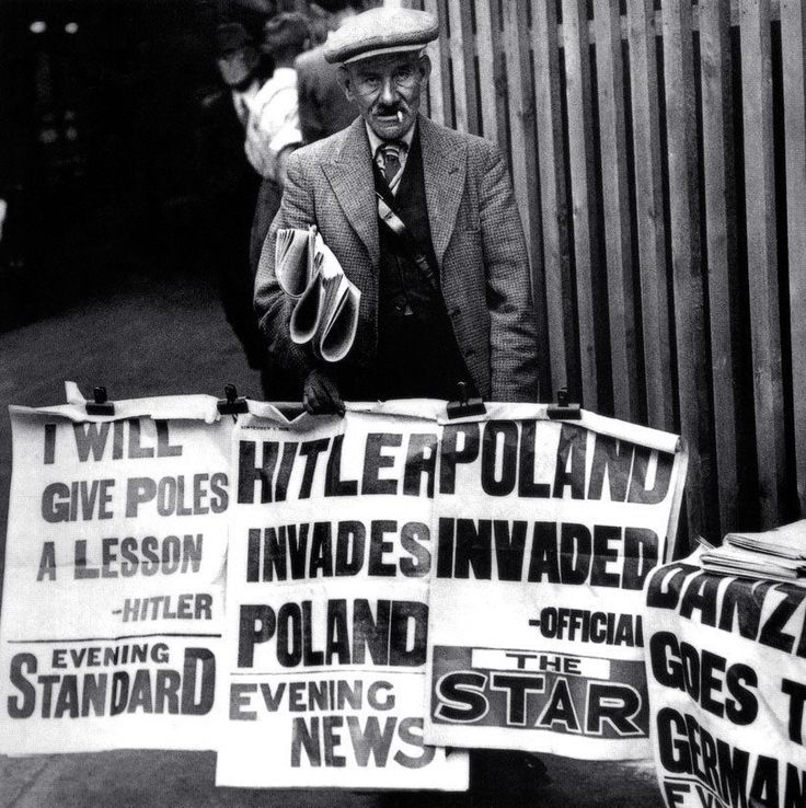 September 1, 1939 Hitler invades Poland, marking the official beginning of WWII, which would claim an estimated 50-85 million lives worldwide.       pretending Polish soldiers had invaded German territory, Hitler invaded Poland, with the first armed contact of WWII. officially begins. Austria, Czechoslovakia, and the Sudentenland had already been peacefully seceded into German hands in misguided attempts to appease Hitler. .