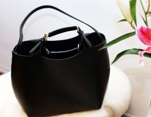 A chic (and cheap!) bag for running around town...