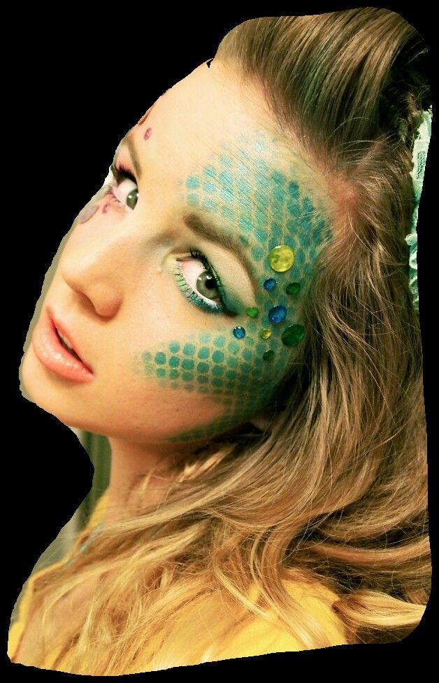 29 best Fantasy Makeup images on Pinterest | Halloween ideas ...