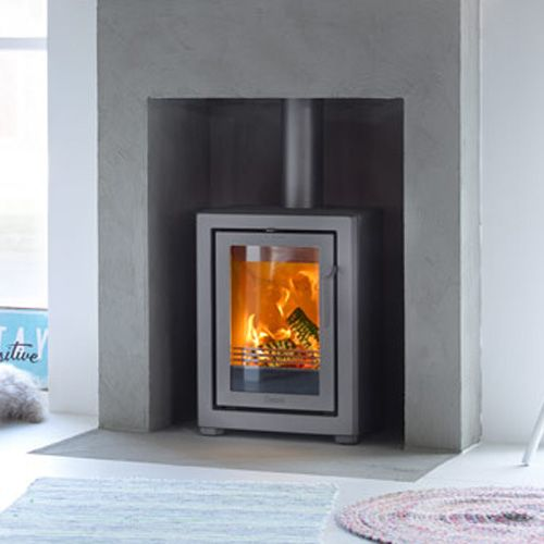 Stoves | Wood & Multifuel | Free Standing Contura i4 FS Modern