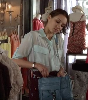 All Of Spencer Hastings Outfits | Spencer Hastings Fashion on Pretty Little Liars | Troian Bellisario ...