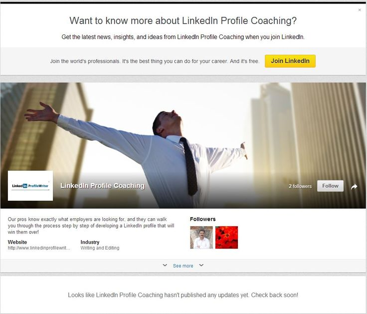 7 best LiProfile Writer images on Pinterest - brief company profile sample