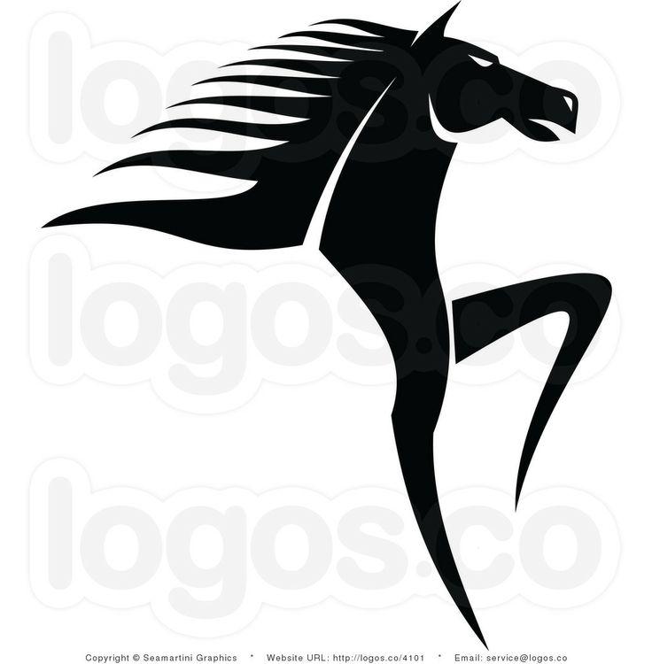 horse logo clipart - photo #13