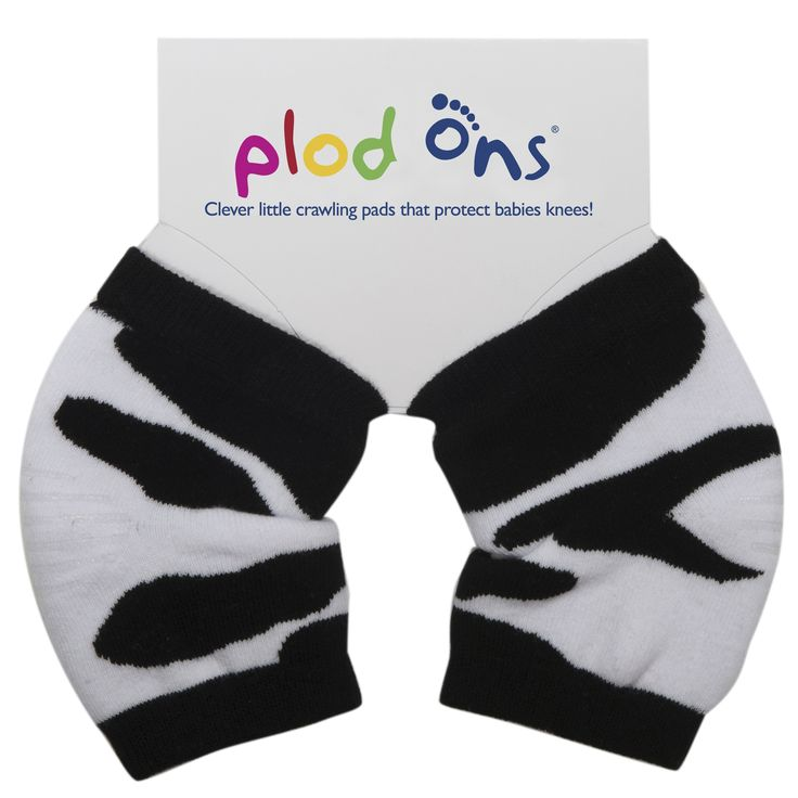 Plod Ons (cow) Designed to protect baby's knees as they crawl, Plod Ons are designed to fit snugly over tiny knees without restricting movement. Grips on the knees stop baby sliding around while crawling. Price: $14.99 www.premmieto2.com.au email: support@premmieto2.com.au