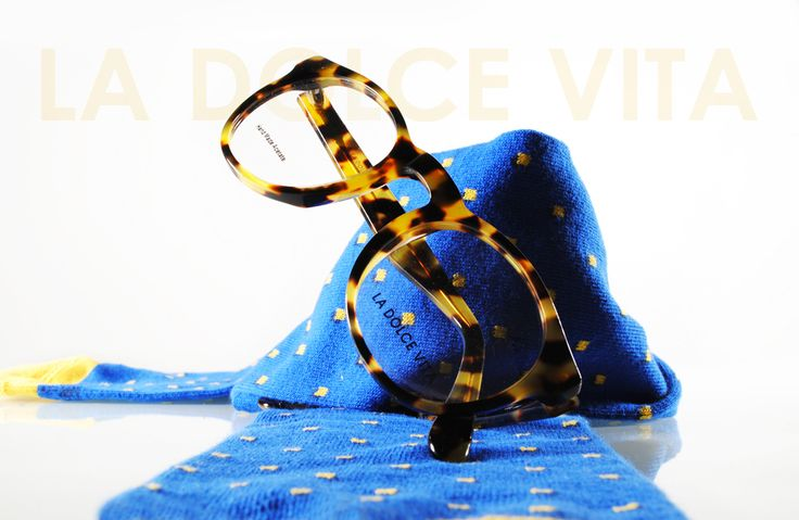mod. FOCUS © 100% made in Italy. Designed and manufactured by La Dolce Vita. #LaDolceVita #Mazzucchelli #Eyewear