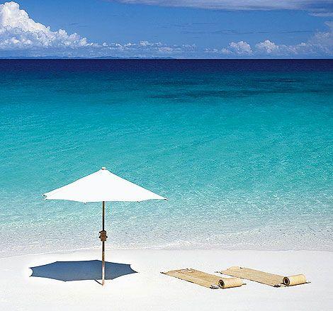 Caraïbes et Océan Indien - Voyage de luxe sur une plage de rêve - Destinations