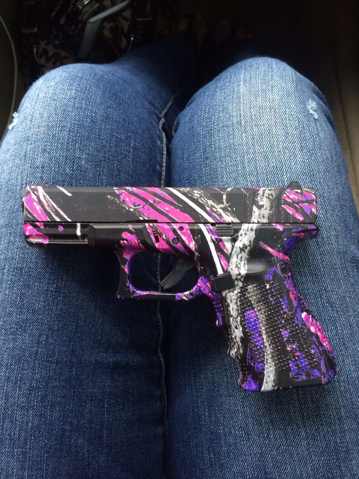 244 Best Girly Guns Images On Pinterest Hand Guns Guns