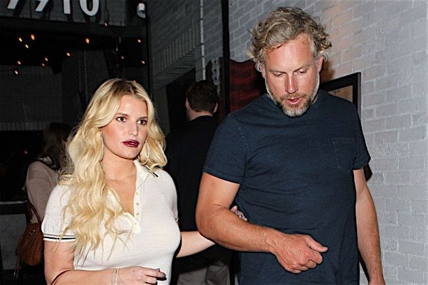 Jessica Simpson and Eric Johnson Enjoying Date Night Leads Today's Star Sightings
