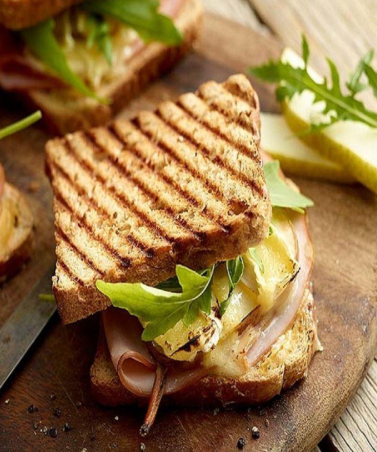 Tosty z gruszkami i serem #lidl #przepis #tosty #gruszka | PRZEPISY ...