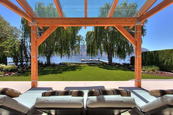 Inside a $7 Million Luxurious Kelowna Waterfront Home