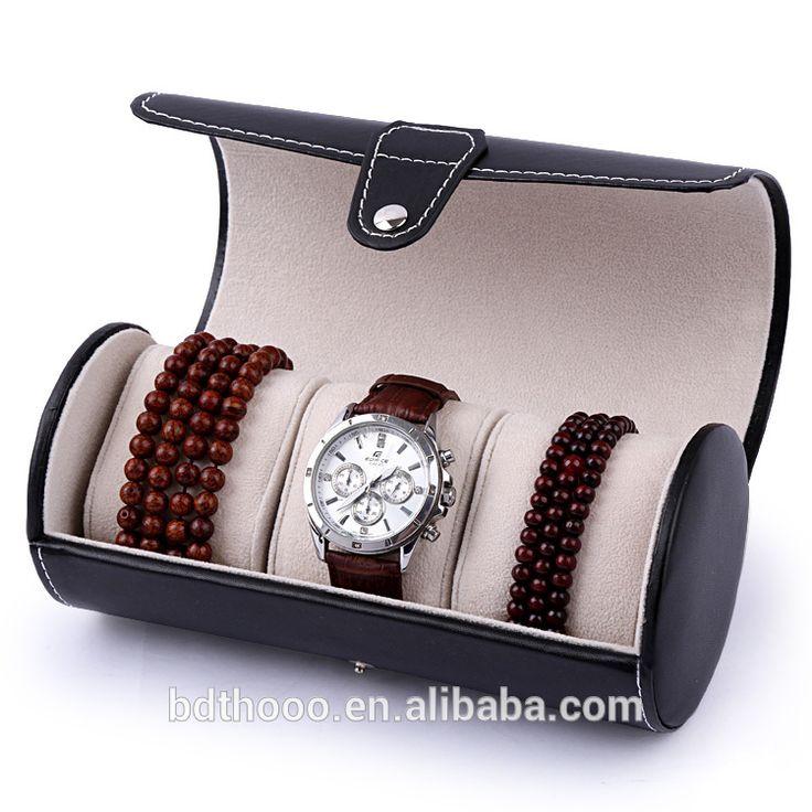 Factory Odm Custom Leather Watch Case Box,Watch Gift Box,Designer ...