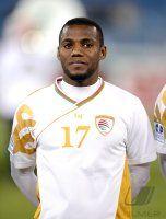 Fussball International Gulf Cup 2013:  Hassan Yousuf Madhafar (Oman)