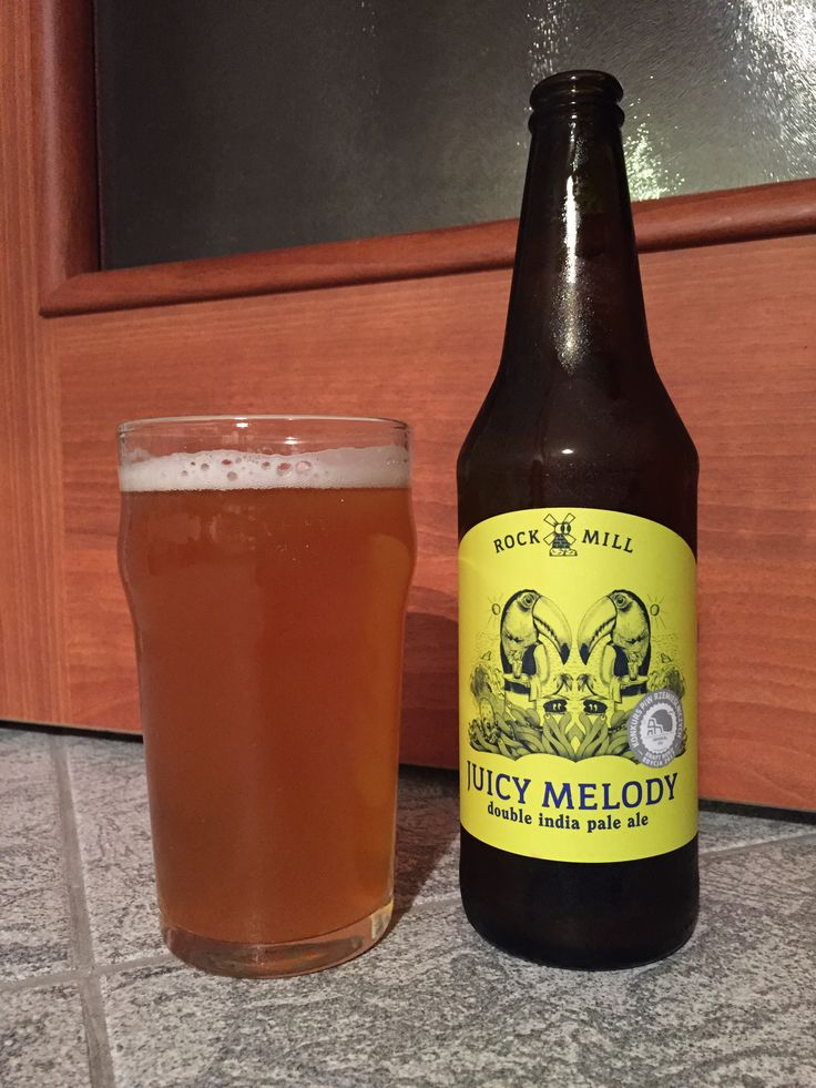 Juicy Melody (Double India Pale Ale) - Browar Rockmill, 2017.12.31