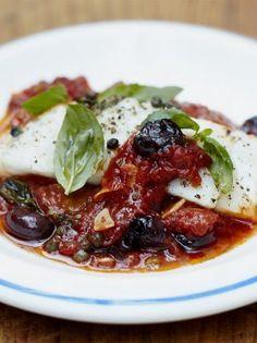 Baked White Fish | Fish Recipes | Jamie Oliver Recipes