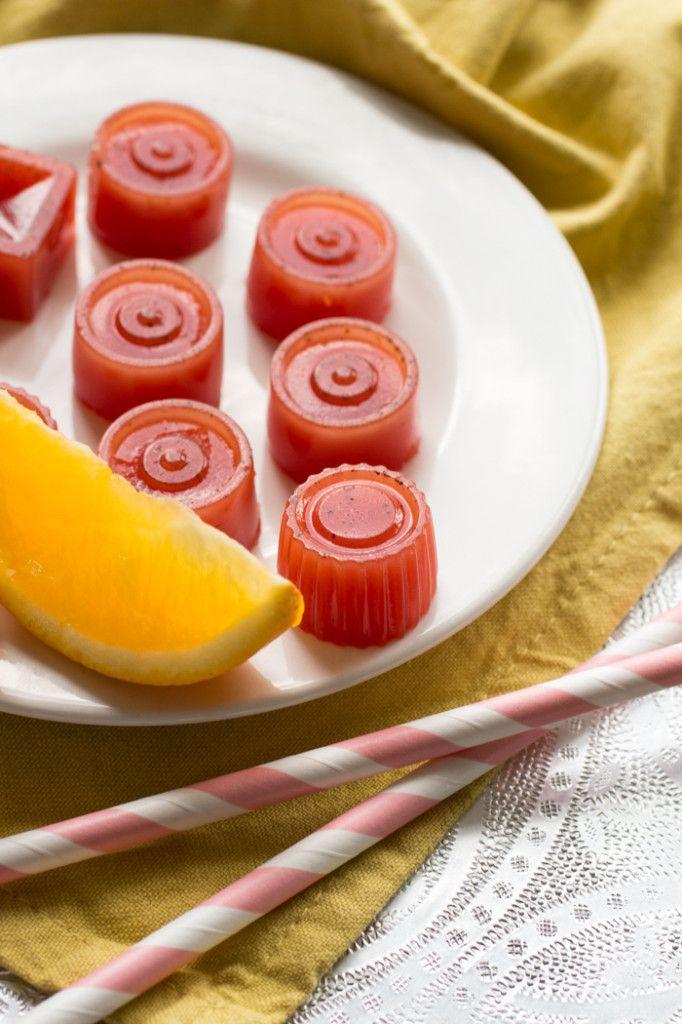 Watermeloen Gummies - AIP, paleo, suikervrij