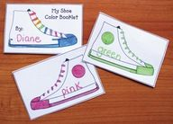 FREE Pete the Cat: I Love My White Shoes mini color booklet.