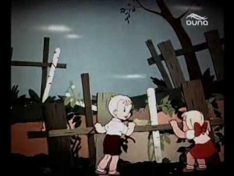 A vidám kert (orosz rajzfilm, 1947)