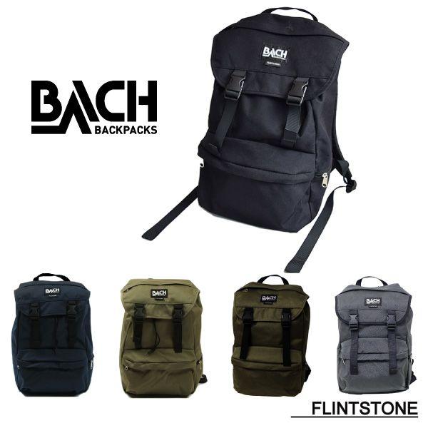 【楽天市場】【2016 SS】【BACH-バッハ-】FLINTSTONE [メンズ リュック バックパック フリントストーン]:LaG OnlineStore 楽天市場店