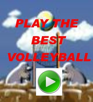Test Your sport skills <p>Be an unconquerable player, whatever may be the game<p>This Free App has 100s of exciting volleyball games in several categories<p>Just one click and start playing your favorite sports games online<p>Games load quickly