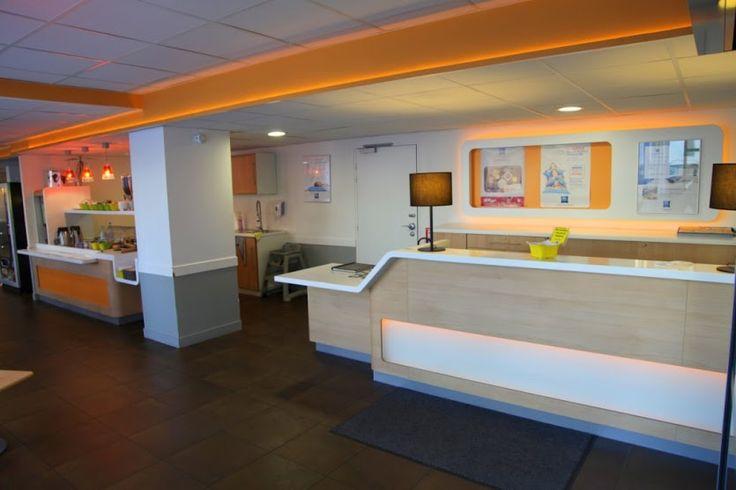 Accueil de l'hôtel Ibis nantes aéroport http://www.ibis.com/fr/hotel-7070-ibis-budget-nantes-reze-aeroport/index.shtml