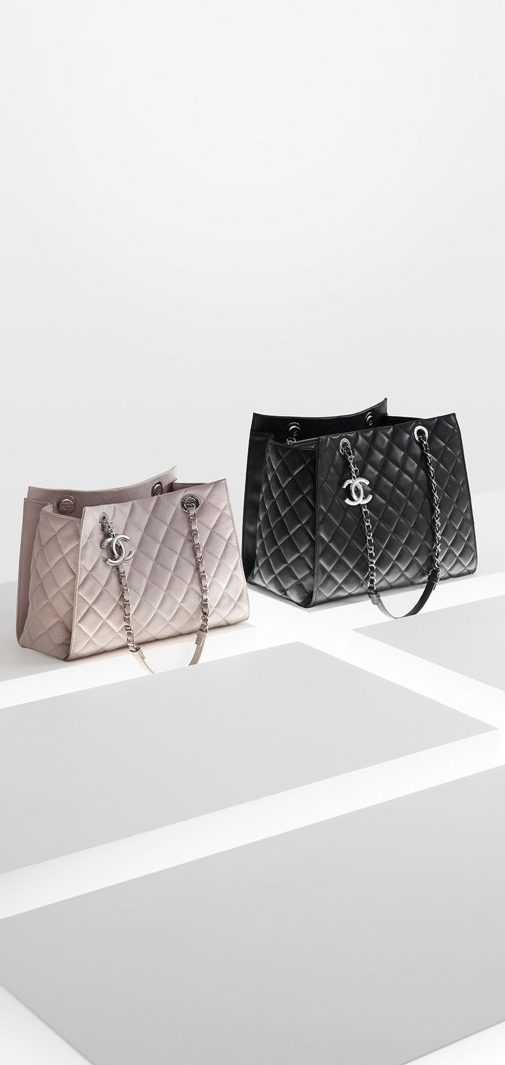 25+ Best Ideas About Chanel Tote On Pinterest