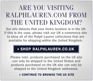 Pleasantly surprised by Ralph Lauren Denim Supply this weekend at The Bay.