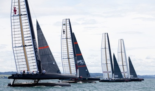 New mobile app for the America's Cup available. It allows to access the live broadcast from users' mobile phones with data coming directly from the boats.