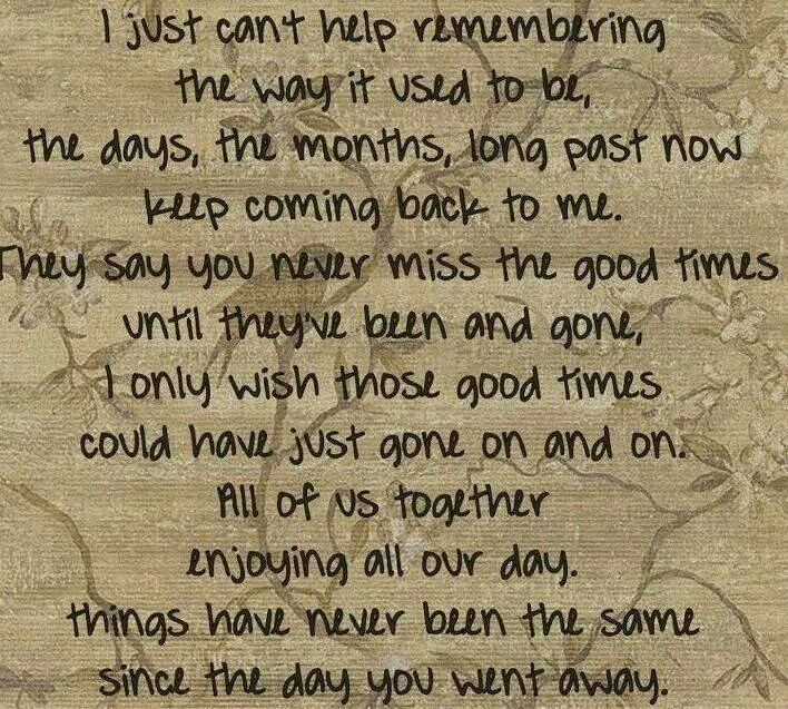 One Year Passed Away Quotes: Missing You Death Anniversary Quotes. QuotesGram