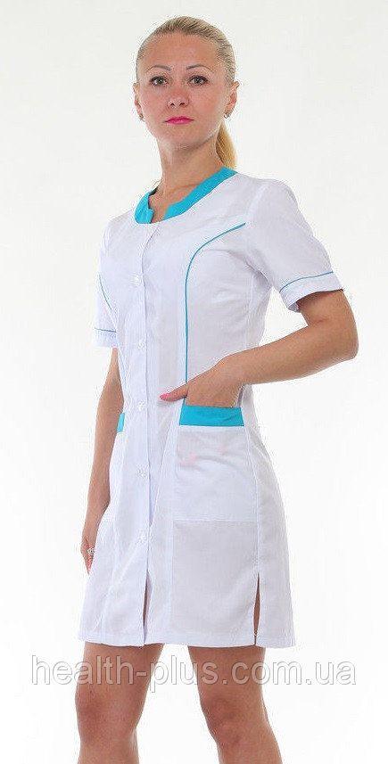 Медицинская одежда Халат, цена 260 грн., купить в Одессе — Prom.ua (ID#332188995)