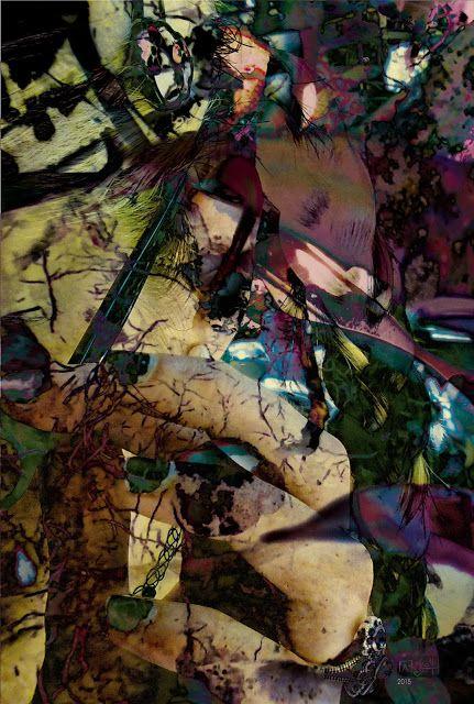 Glaufx Garland's Exquisite Art - ΓΛΑΥΚΩΨ - Σ. Β. ΚΟΥΚΟΥΛΟΜΑΤΗΣ: SACRED GEOMETRY BY THE HANDS OF NATURE - ΙΕΡΗ ΓΕΩΜ...