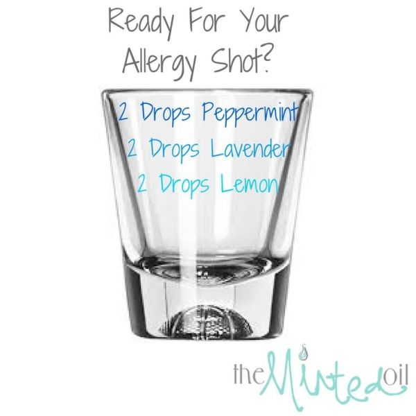 Young Living Essential Oils: Allergy Allergies by Sugarbean